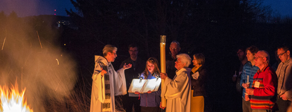 Easter Vigil by Sandy Wojtal Weber BB