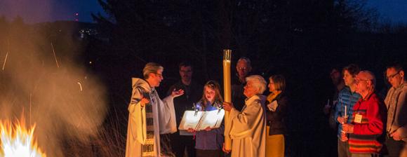 Easter Vigil by Sandy Wojtal Weber BB