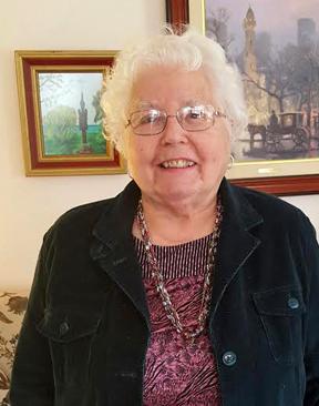 Nancy Breitsprecher, Oblate