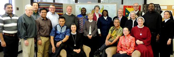 CTU Institute for Religious Formation Class 2014-15