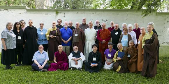 Gethsemani IV monastic conference