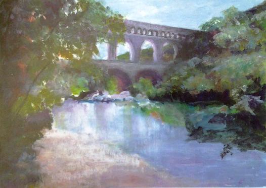 Mary Jane Gogan painting